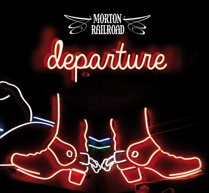 Morton Railroad Departure 2015 Achterkant