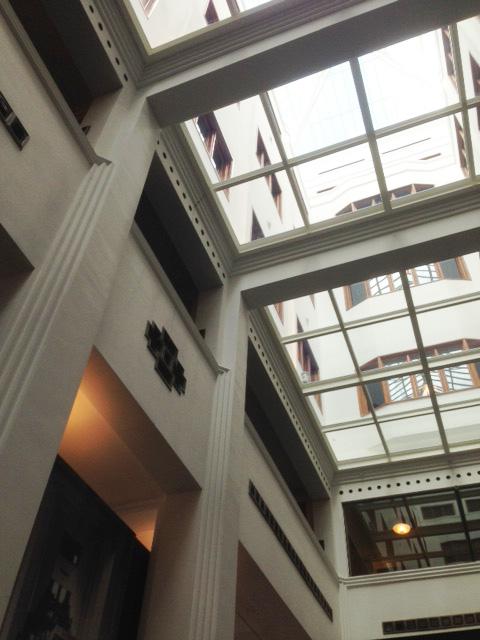 [:nl]Binnenzijde van de centrale hal[:en]Part of the main hall[:]