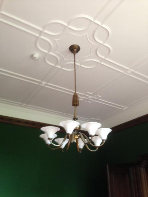 [:nl]Plafond in de directiekamer[:en]Ceiling of the boardroom[:]