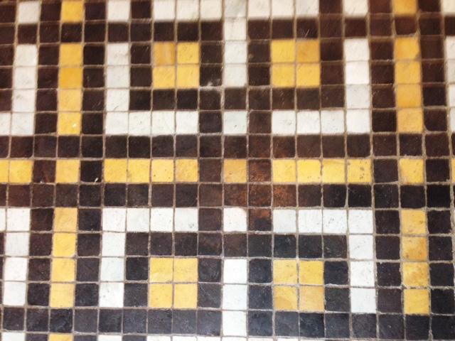 [:nl]Mozaïekvloer[:en]Mosaic floor[:]