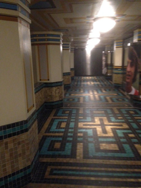 [:nl]Mozaïekvloer in de kluis[:en]Elaborate floormosaic in the safe[:]
