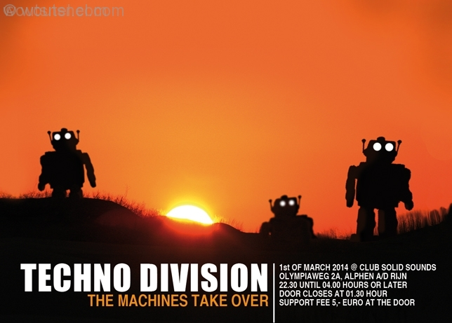 Techno Division 1 Maart 2014