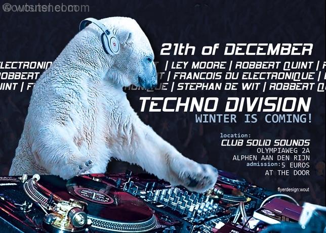 Techno Division 26 December 2013