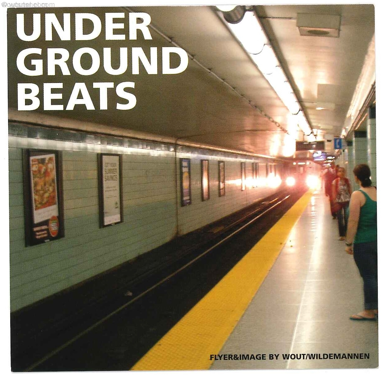 Underground Beats 15 September 2007