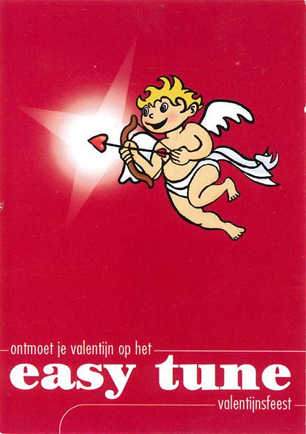 Easy Tune Valentijnsfeest 9 Februari 2008 voorzijde