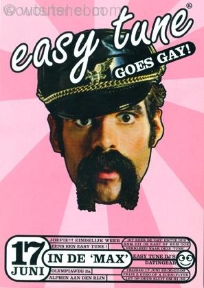 Easy Tune Goes Gay 17 Juni 2005