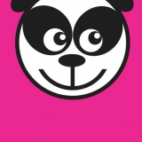 Pinkpanda 2005 Voorzijde