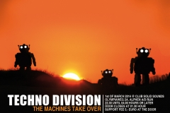 Techno Division 1 Maart 2014