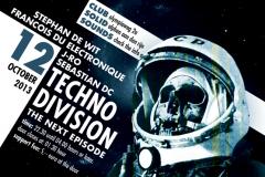 Techno Division 12 Oktober 2013