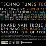 Techno Tunes 12 April 2008 Achterzijde