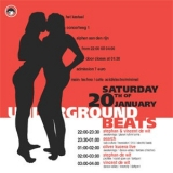 Underground Beats 20 Januari 2007 Achterzijde