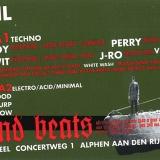 Underground Beats pre 2005 achterzijde