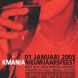 KMania 1 januari 2005 Voorzijde