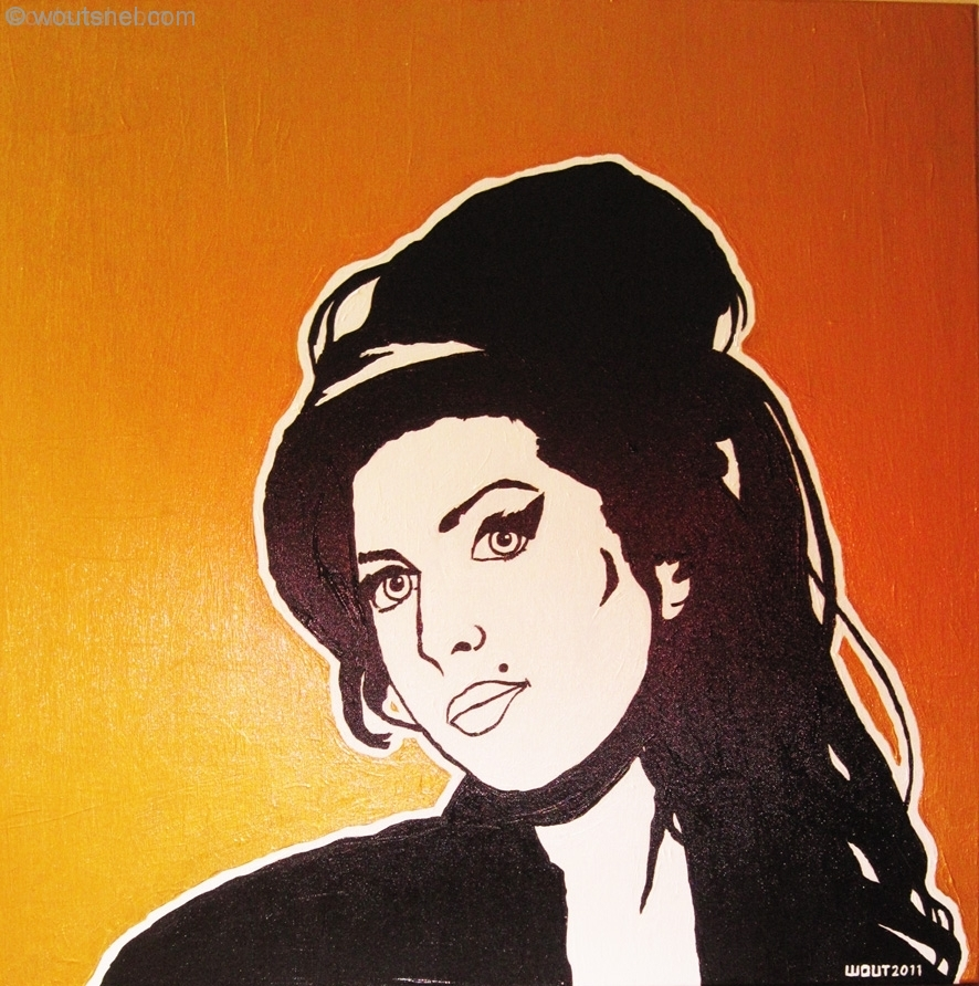 Gold Amy Winehouse