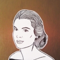 Bronze Grace Kelly
