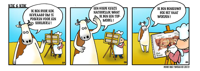 Koe en kok 3